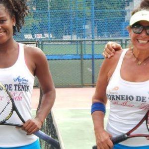 Torneio de tênis em SP