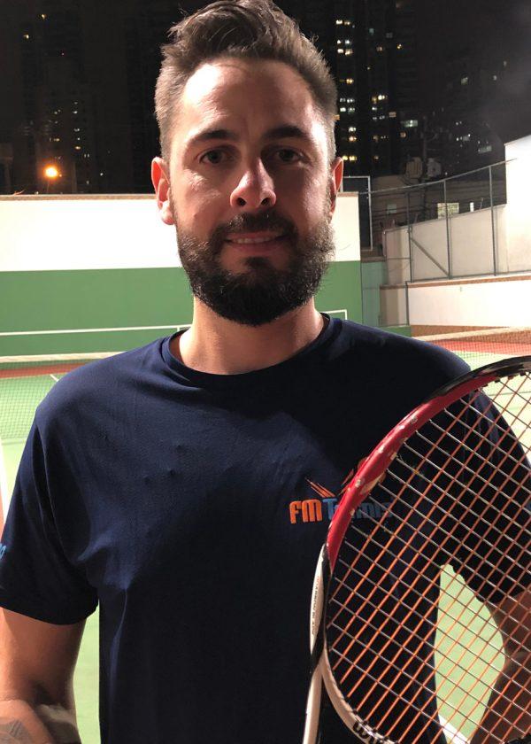 Professores de Tênis em SP | Felipe Acácio