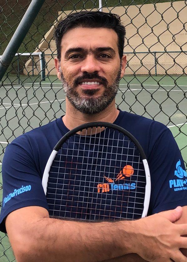 Professores de Tênis em SP | Fábio Moreno